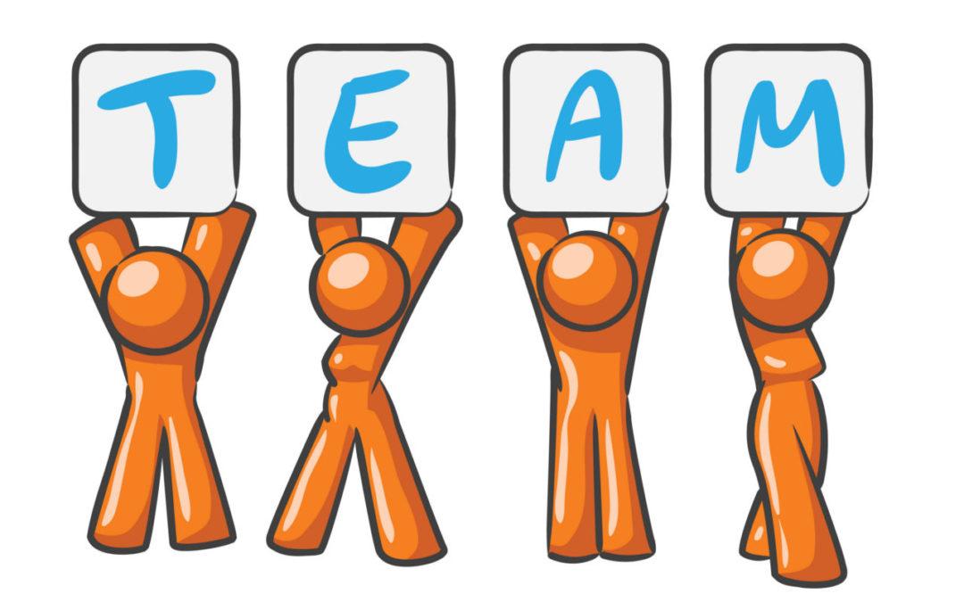 Voorlopige Team- & Zaalindeling 2018 / 2019