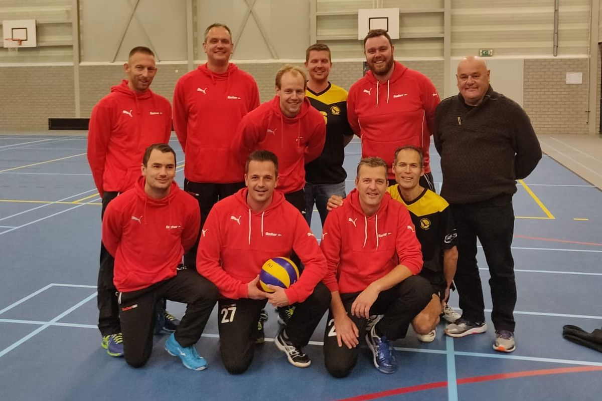 Volleybal Almere team Heren 2