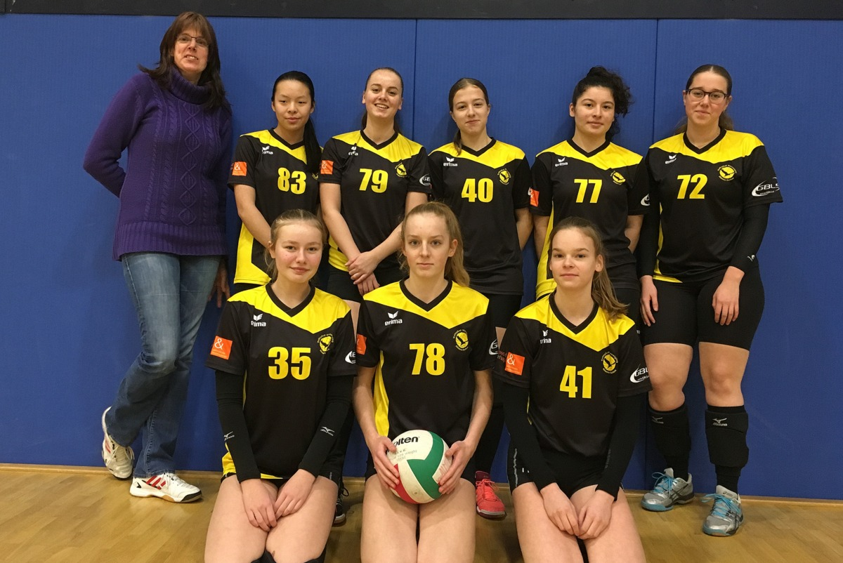 Volleybal Almere Meisjes A2