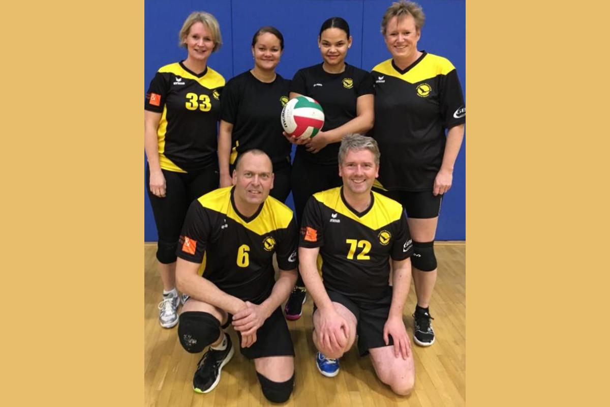 Volleybal Almere Recreanten Mix 1